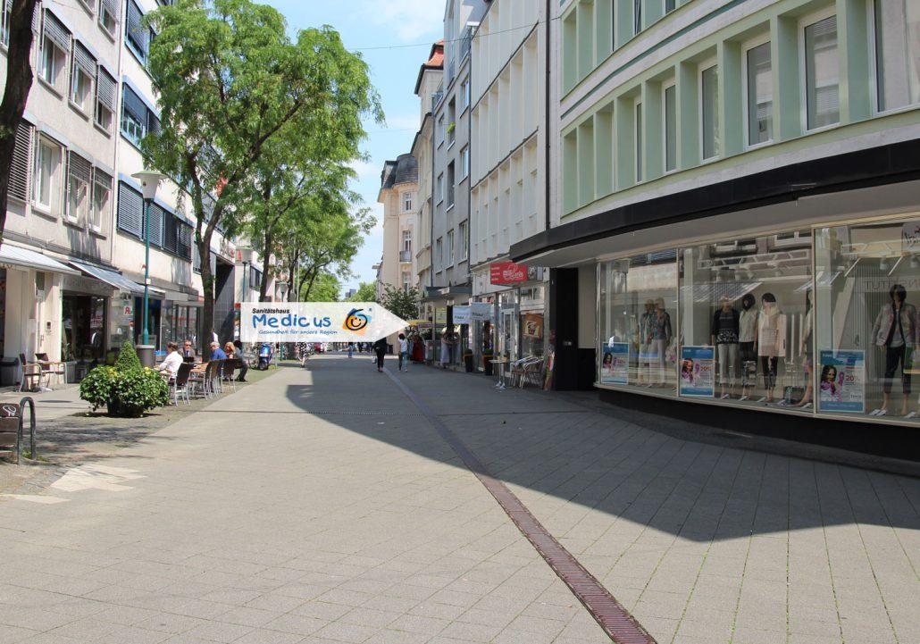 Kassel Innenstadt Parken